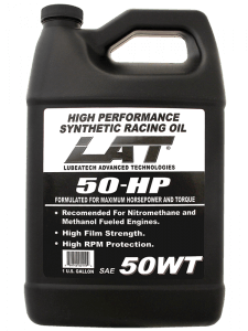 LAT HP Synthetic Racing Oil